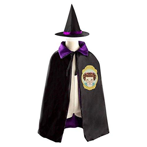 Melanie Martinez Happy Birthday Halloween costume dress with hat reversible witch cloak
