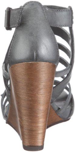 edc by HEGE Damen SANDAL ESPRIT Sandalen Fashion Grey Dim Grau Sandalen R49536 xTwd4wWErq