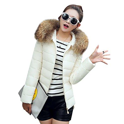 Elegant Court Sentao Hiver Femme Manteau Veste Jacket AXrXWaOnz