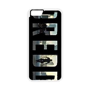 Water Spirit phone Case Dredd For iPhone 6 Plus 5.5 Inch QQW873084