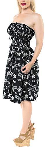 Jupe Bain Noir Tube Maillot suprieur Sundress Maillots Couvrir de Plage Femmes vtements i623 Maxi Licou de EwUqxI6