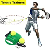Lazapa Tennis Trainer Rebounder Ball, Outdoor