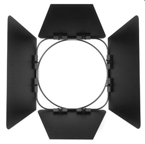 Profoto 100758 Barndoor for FresnelSpot (Black) by Profoto