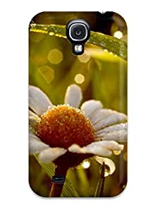 Charles C Lee Galaxy S4 Hybrid Tpu Case Cover Silicon Bumper Flower