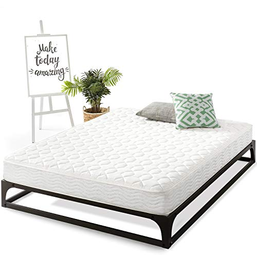 Best Price Mattress King Mattress - 8 Inch Hybrid Spring Mattresses Infused with Green Tea, King Size