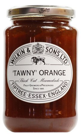 Tiptree Tawny Orange Thick Marmalade 454G - Jar 454g