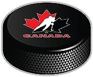 Canada Hockey Association NHL Logo Hockey Puck Sticker Car Bumper Decal 5'