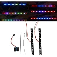 Drone Fans LED Light Strip Cool Glaring Searching Night Fly Light Lamp LED Strip Plate for YUNEEC Q500