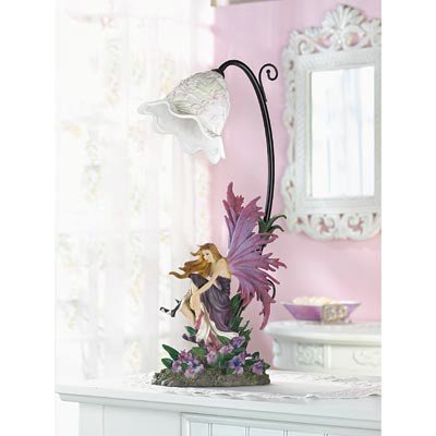 38832 Wholesale Orchid Fairy Table Lamp Small Collectible Items Coin Figure Whmart Collection (Wholesale Sports Collectibles)