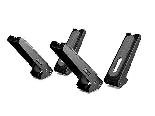 Pro Canoe & Kayak Carrier for Slimline II Roof Rack with Adjustable Hull Support Complete Kit - by Front Runner by Front Runner (Image #2)