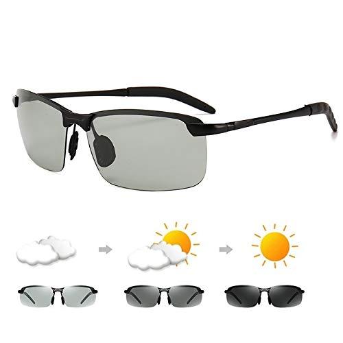 Changer de Peuvent Black Soleil Couleur Mjia sunglasses de Homme Sport lens de au de pour Lunettes Soleil Lunettes de frame color vélo Volant Lunettes polarisées nAv4wqnH