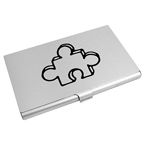 Card Wallet Azeeda Piece' Card 'Jigsaw Business CH00013650 Holder Credit x0v16Ywq