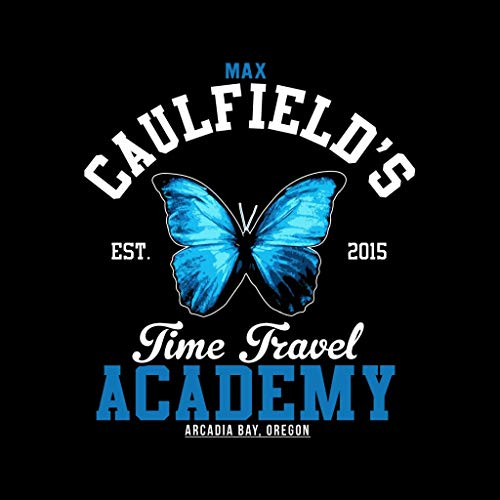 City 7 Travel Black Men's Is Time Strange Cloud Sweatshirt Life Caulfields Academies Max d1qdwf