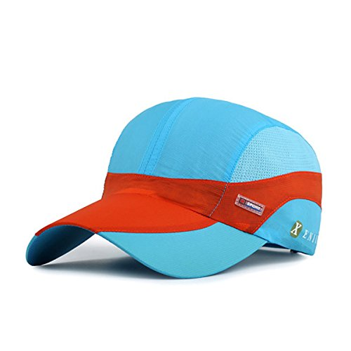 Unisex Mesh Polyester Baseball Cap Breathable Outdoor Sport Quick Dry Adjustable Buckle Hat the young and the restless by - Centres Shopping Miami