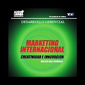 Marketing Internacional Hörbuch