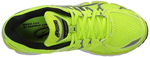 asics gel nimbus 16 lite show flash yellow