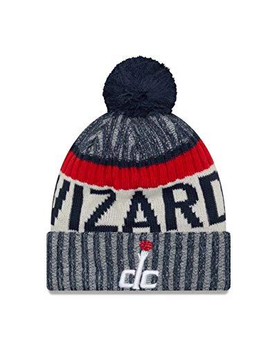 Washington Wizards Adult NBA NE17 Sport Knit Beanie - Team Color, One Size ()