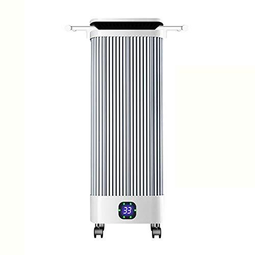FUSHENG Calentador, Calentador De Torre, Calentador Eléctrico, Ventilador De Calefacción, Aire Acondicionado Pequeño