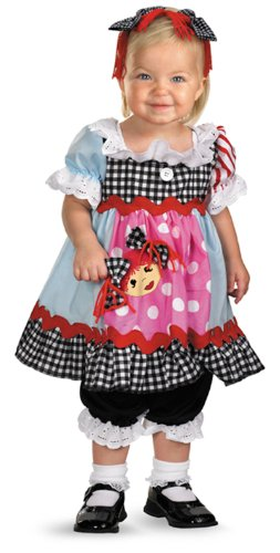 Ragamuffin Toddler Costume