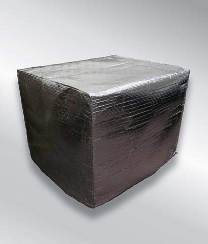 Insulated Thermal Bubble Pallet Covers - 48 in. x 48 in. x 48 in.
