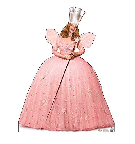 Advanced Graphics Glinda the Good Witch Life Size Cardboard Cutout Standup - The Wizard of Oz 75th Anniversary (1939 Film) -