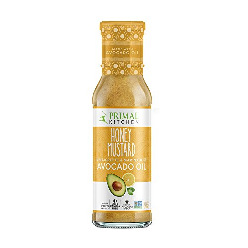 Primal Kitchen - Honey Mustard, Avocado Oil-Based Dressing and Marinade, Paleo Approved (8 ()