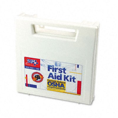 First Aid Seulement 50 personne vrac First Aid Kit, Ansi, 196 pces