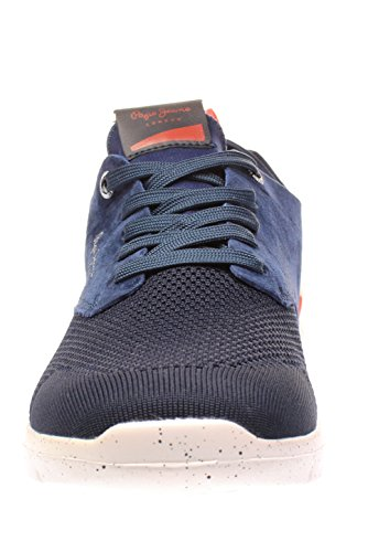 Homme 999 595 Sneakers Jayden P black Pepe Jeans Basses Tech navy Hy1cSWq