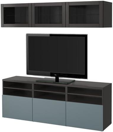 Ikea 4204.11265.2218 - Mueble de TV con Puertas y cajones (Cierre ...