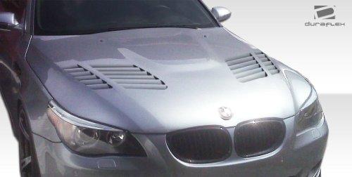 2004-2010 BMW 5 Series E60 4DR Duraflex GTR Look Hood - 1 Piece -