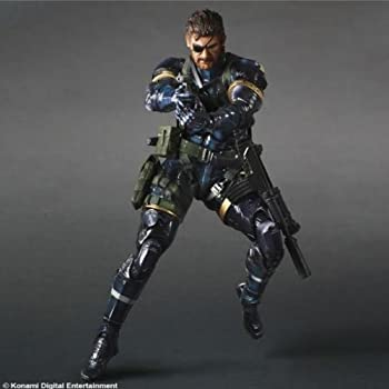"Square Enix ""Metal Gear Solid V"" Play Arts Kai Solid Snake Action Figure"