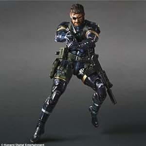 """Amazon.com: Square Enix """"Metal Gear Solid V"""" Play Arts Kai"""