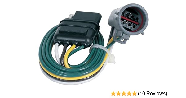 hopkins 40915 litemate vehicle to trailer wiring kit (pico 6881pt)  1995-2000 ford explorer (w/tow package)and 1996-2001 mercury mountaineer  (w/tow package)