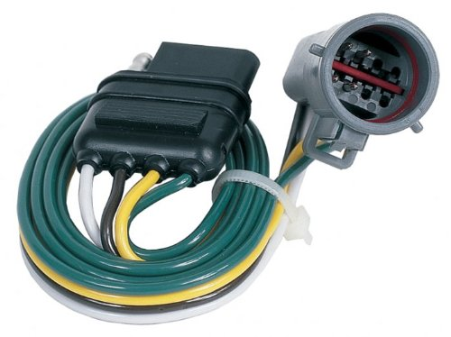 Harness Wiring Hoppy Trailer (Hopkins 40915 LiteMate Vehicle to Trailer Wiring Kit (Pico 6881PT) 1995-2000 Ford Explorer (w/Tow Package)and 1996-2001 Mercury Mountaineer (w/Tow Package))