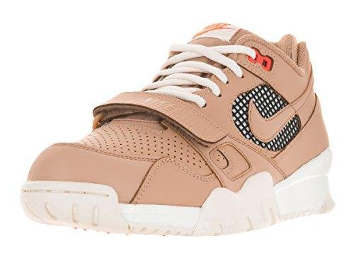 (Nike Air Trainer 2 Men's Shoes Vachetta Tan/Vachetta Tan/Sail 371739-200 (9.5 D(M) US))