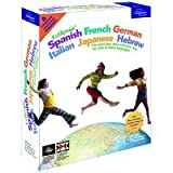 KidSpeak Spanish French German Italian Japanese Hebrew (6 in 1)(For Windows Only)