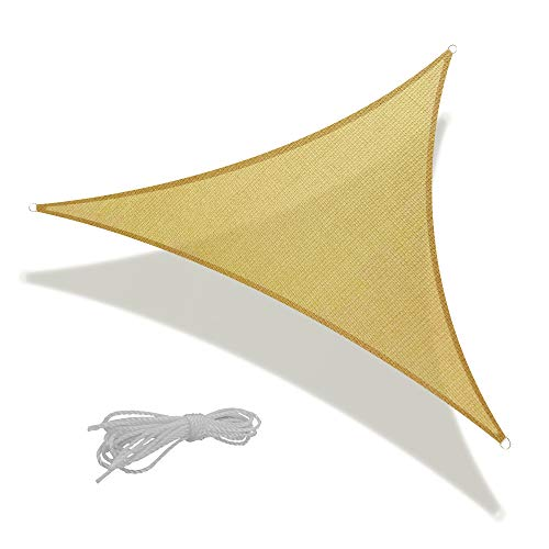REPUBLIC SUN 4' x 4' x 4' Sun Shade Sail