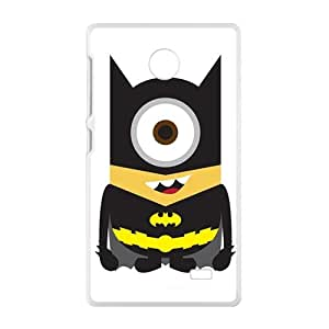 Minions cop Cell Phone Case for Nokia Lumia X