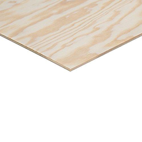 4mm Kiefersperrholz Platte 120x80 cm BB/BBB Qualität
