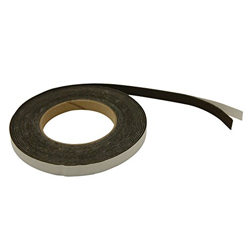 JVCC ACF-06 Acrylic Craft Felt Tape: 1/2 in. x 25 ft. (Dark Brown)