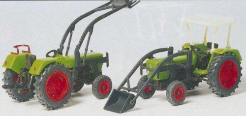 Preiser 17922 2 Deutz Farm Tractors