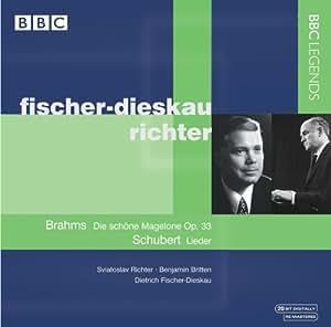 Brahms: Die Schone Magelone / Schubert: Lieder