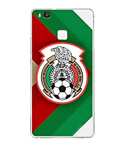 ColorKing Football Mexico 11 Multi Color shell case cover for Honor 9 Lite