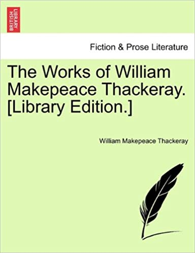 Book The Works of William Makepeace Thackeray. [Library Edition.]