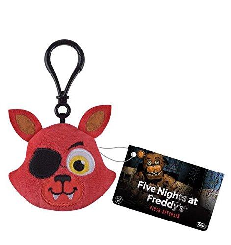 Five Nights Freddys Plush Keychain product image