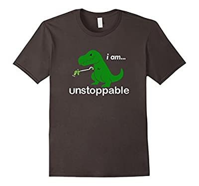 Unstoppable Funny T-Rex Dinosaur T-Shirt