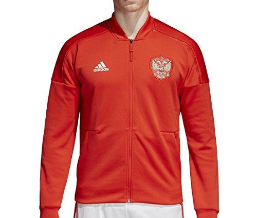 adidas RFU Russland Anthem Z.N.E. Jacke WM 2018 Herren