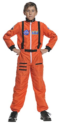 Astronaut Orange Child Halloween Costume product image