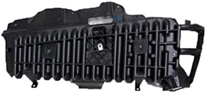 Multiple Manufacturers OE Replacement Fender Brace Jeep Wrangler 2007-2017 (Partslink CH1245100)