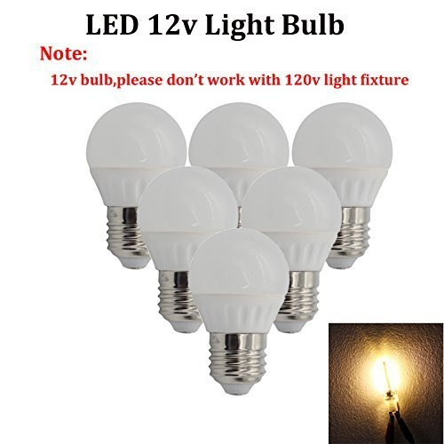 3W 12V Led Light Bulb in US - 6
